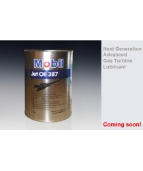 Introducing Mobil Jet Oil 387!